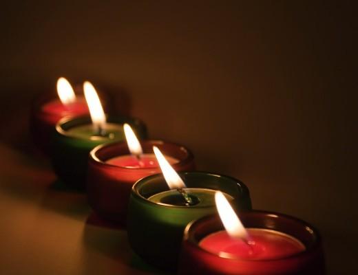 Velas de colores navidenos-845877